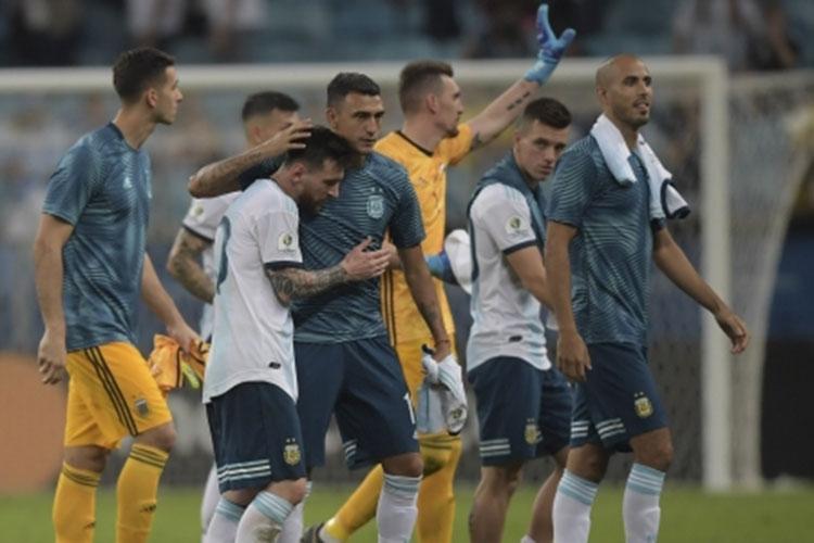 Argentina və Peru 1/4 finalda