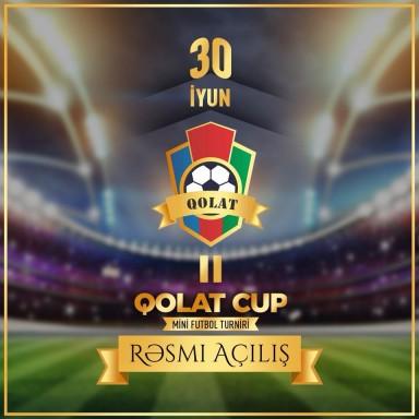 II Qolat Cup başlanır !