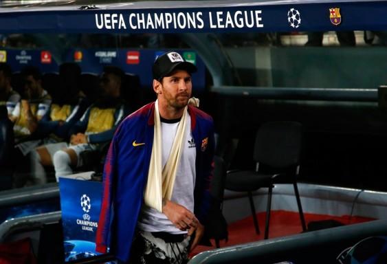 """Messi qayıtdı - """"İnter""""ə qarşı oynayacaq"""