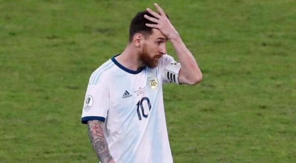 Messi 3 aylıq diskvalifikasiya olundu