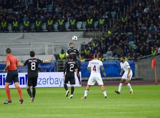 """Çempionlar Liqası: """"Qarabağ"""" APOEL-ə qalib gəldi"""