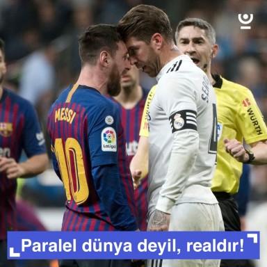 Əzəli rəqiblər daha dostdur!