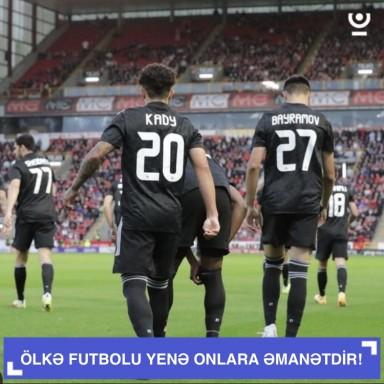"""""""Qarabağ"""" tarixə imza atdı, """"Neftçi"""" isə..."""