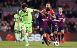 """""""Barselona"""" 26-cı dəfə İspaniya çempionu oldu"""