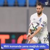 Milli komanda yenə məğıub oldu...