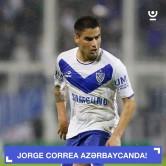 Jorge Correa Bakı klubunda!