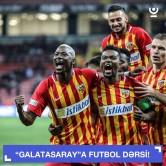 """""""Galatasaray""""dan acı məğlubiyyət"""